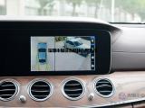 奔驰新E无损安装360全景倒车影像保途者3D全景厂家直销