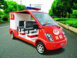 捷峰电动消防车JF-XF2