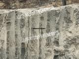 山东泰安河北保定石灰石开采设备劈裂机