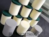 空心海绵柱 海绵圆柱成型加工