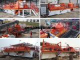 油田钻井泥浆岩屑WLS300LS200专用螺旋输送机