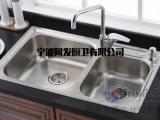 宁波阿发生产的不锈钢水槽耐用无烦恼