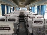 长途客车头套广告|大巴车座椅头套|四川长途汽车头套广告
