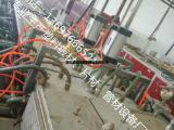 新型竹木纤维集成护墙板生产设备厂家