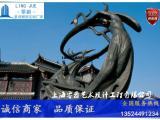 古代人物抚琴雕塑-对牛弹琴雕塑厂家