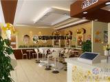 奶茶店甜品冷饮店装修设计让你的店与众不同