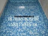 专业安装PVC泳池胶膜,防水胶膜的用途
