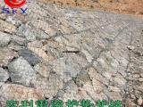 格宾石笼(gabion)防洪护坡河道建设-大好河山