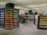 武汉江夏定做仓储超市货架、果蔬架、库房货架、便利店汽配货架
