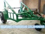 8吨机械式手摇绞磨拖车视频收放线一体拖车可做分体