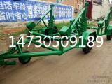 人工升降8吨机械式放线拖车价格