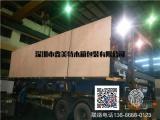出口木箱包装,专业出口设备木箱打包公司