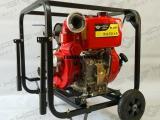 2.5寸柴油机消防泵尺寸