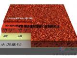 供应复合型塑胶跑道LD-1001,耐磨防滑,绿动体育