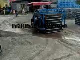 水泥砖厂电瓶运砖车生产