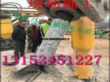 安徽六安濮阳液压岩石劈裂机的优缺点、效果图