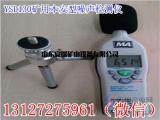 YSD130矿用本安型噪声检测仪,矿用防爆噪声检测仪