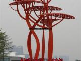 不锈钢树雕塑,广场抽象艺术树雕塑