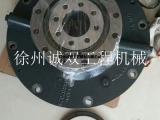 宝马格BW203双钢轮压路机连接盘 风扇叶总成