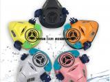 SHIGEMATSU/重松TW01SC 五色防毒防尘雾霾面具