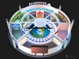 展览行业-专业展台设计搭建-展厅设计装饰