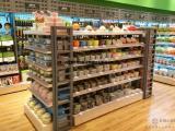 武汉江夏超市糖果货架、散装零食货架、瓜子干货架、水果柜台货架