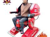 新型广场游乐设备站立行走机器人