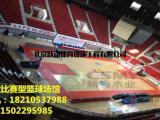 篮球运动实木地板 体育地板价格 体育地板翻新