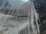 公路边坡防护网施工.边坡防护网分类.路基护坡网形式