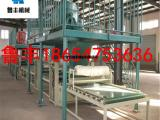fs免拆外摸板生产线fs保温板建筑一体化操作简便鲁丰机械