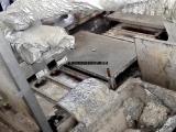 供应铝锭刮渣机器人