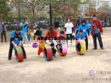 广州周末亲子拓展训练