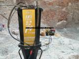 岩石截图拆除设备劈裂机