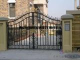 西安安装铁艺大门制作,西安安装铁艺围栏制作