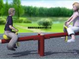 陕西幼儿园设施四人跷跷板