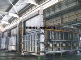 大型燃气台车炉