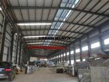 天津东丽区制作钢结构厂房,现场安装彩钢房活动房