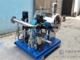 晋城箱式无负压供水设备 厂家供应不锈钢无负压供水设
