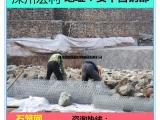 水利护坡铅丝石笼@河道生态防冲刷格宾网厂家