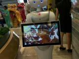 营销讲解机器人佩佩