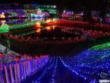 2018灯光展市场具体分析灯光展出租走向哪里灯光秀出租