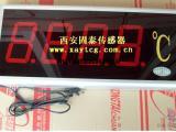 YT-D系列大屏幕显示器,温度显示大屏