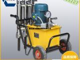 河北唐山机载劈裂机 挖机改装劈裂机型号PLE320型