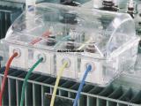 茂启小号变压器防窃电防护罩 中号半透明防护罩