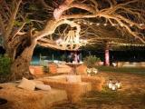 供应稻草垛圆柱形方形婚礼布置装饰摄像摆设道具工艺品 草垛沙发