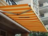天津市专业制作户外遮阳棚户外伸缩天幕蓬电动遮阳棚