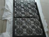 黑金不锈钢屏风管焊背景装饰墙具有稳定的装饰效果【效果实物图】