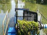 黄山景区水草清理船,河道水面垃圾打捞机械
