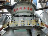同力重机年产20万吨矿渣立磨生产线解决方案