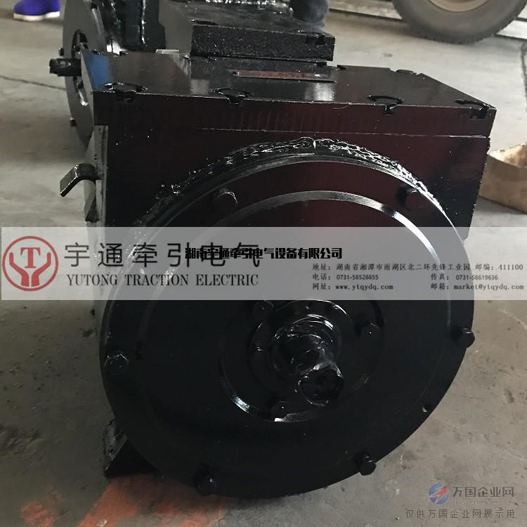 机械设备用电动机 矿用防爆直流牵引电机 zq-8b隔爆